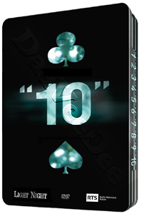 10 - 3-DVD Box Set (DVD)